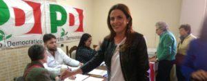 Il segretario regionale del Pd, Assunta Tartaglione