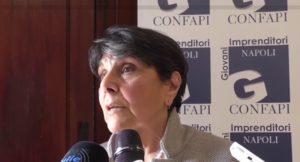 La presidente di Federbiologi Elisabetta Argenziano