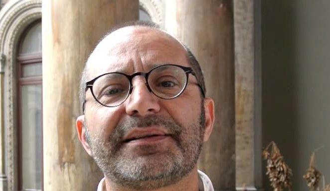 Il presidente dell'Ordine degli architetti di Napoli Salvatore Visone