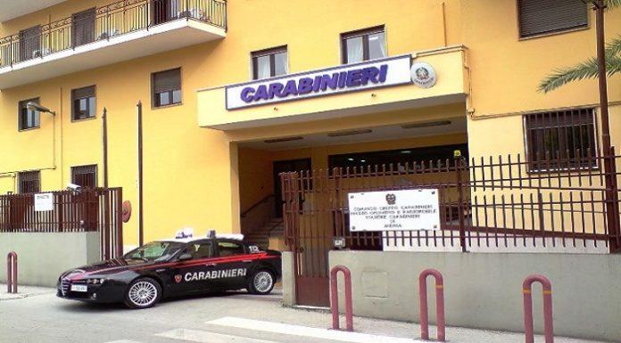 La compagnia dei carabinieri di Aversa
