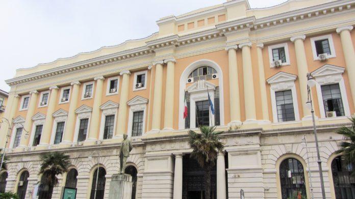 La sede della procura di Salerno