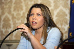 L'assessore comunale Alessandra Clemente