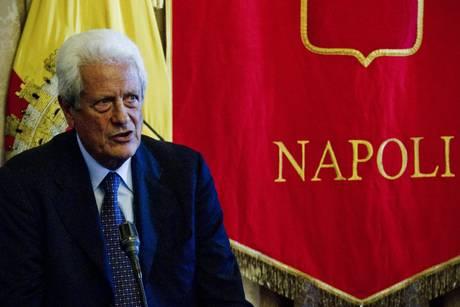 L'ex giudice istruttore del caso Cirillo, Carlo Alemi