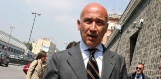 L'imprenditore napoletano Alfredo Romeo