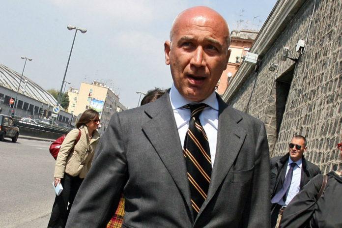 L'imprenditore Alfredo Romeo