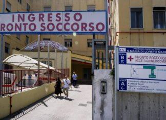 L'ospedale Loreto Mare di Napoli