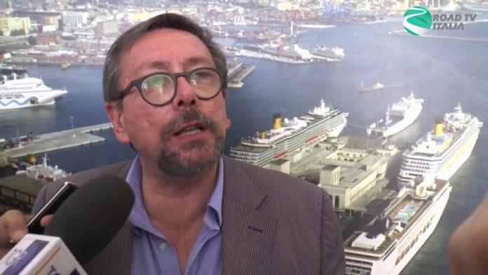 Il presidente dell'Autorità portuale del Mar Tirreno centrale, Pietro Spirito
