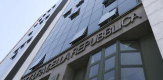 La sede della Procura di Napoli