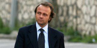 Il pm della Procura di Napoli, John Henry Woodcock
