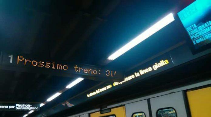 I ritardi record della Metro di Napoli