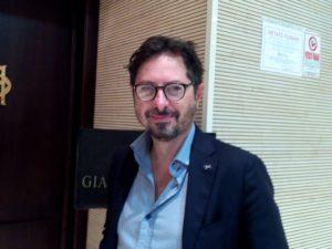 Il consigliere regionale dei Verdi, Francesco Borrelli