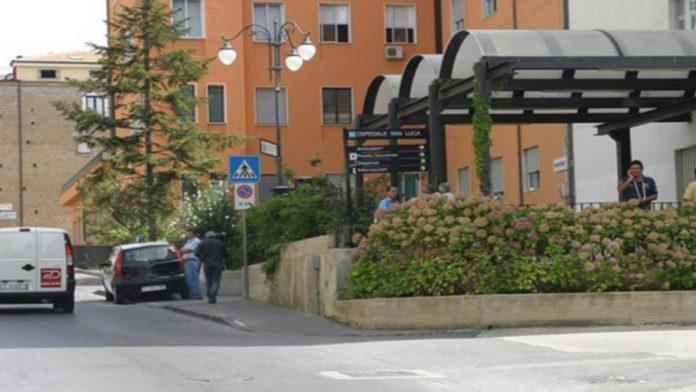 L'ospedale San Luca di Vallo della Lucania