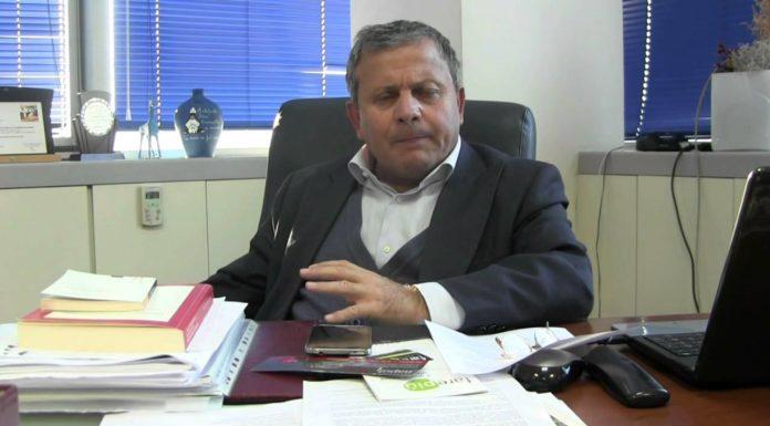 Sergio D'Angelo, commissario straordinario di Abc