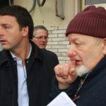 Tiziano e Matteo Renzi