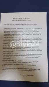 La lettera del dirigente del pronto soccorso Alfredo Pietroluongo - stylo24