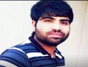 Ali Qasib, il presunto sequestratore di Rosa
