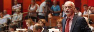 Il consigliere comunale Vincenzo Moretto