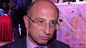 Il presidente della Bcc Amedeo Manzo