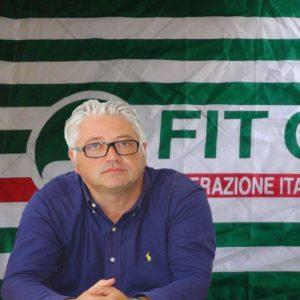Il segretario generale Fit Cisl Campania Alfonso Langella