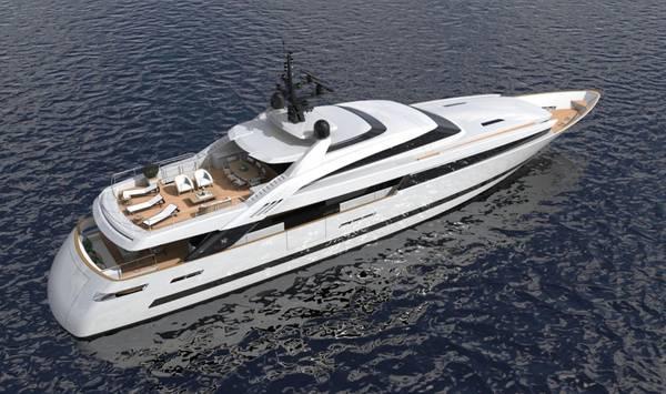 Isa Yacht annuncia la vendita di un 43 metri