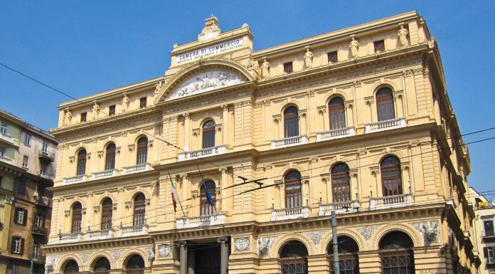 La Camera di Commercio di Napoli (Stylo24)