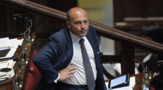 L'ex deputato PdL Alfonso Papa, coinvolto nell'inchiesta P4