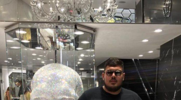 Lo shopping del boss Nicola Notturno