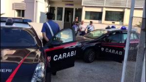 L'uomo è stato arrestato dai carabinieri della compagnia di Giugliano