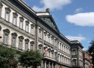 La sede centrale dell'Università Federico II di Napoli