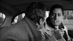 """Alberto Sordi e Renato Salvatori in una scena de """"I Magliari"""" di Francesco Rosi"""