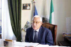 Ettore Ferrara, presidente del Tribunale di Napoli