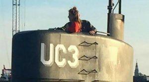 Kim Wall sull' UC3 Nautilus