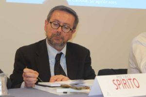 Pietro Spirito, presidente dell'Autorità di Sistema Portuale del Mar Tirreno centrale