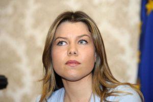 L'assessore comunale ai Giovani, Alessandra Clemente