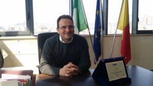 Armando Coppola, presidente di Napoli in Sinergia