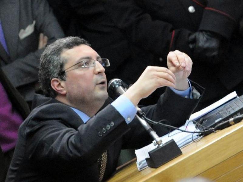 Attilio Auricchio, capo di gabinetto del Comune di Napoli