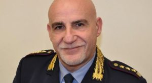 Il comandante della polizia municipale, Ciro Esposito