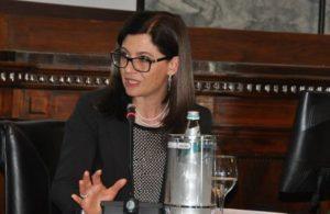 L'assessore al Welfare del Comune di Napoli, Roberta Gaeta