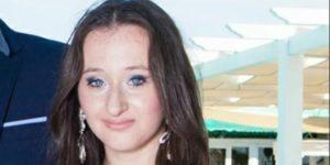 La giovane Rosa Di Domenico, scomparsa dal 24 maggio scorso