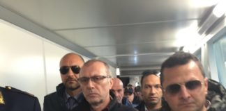 Il boss latitante Pasquale Scotti