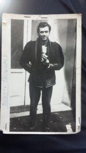 Il boss Pasquale Scotti in una immagine di repertorio degli anni Ottanta