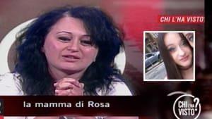 La mamma di Rosa Di Domenico