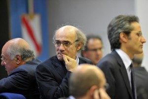 Guido Trombetti e Stefano Caldoro
