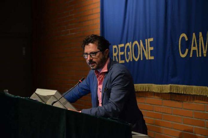 Il consigliere regionale dei Verdi, Francesco Emilio Borrelli