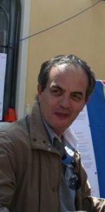 Il giornalista Enrico Fierro