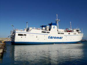 Il traghetto Driade