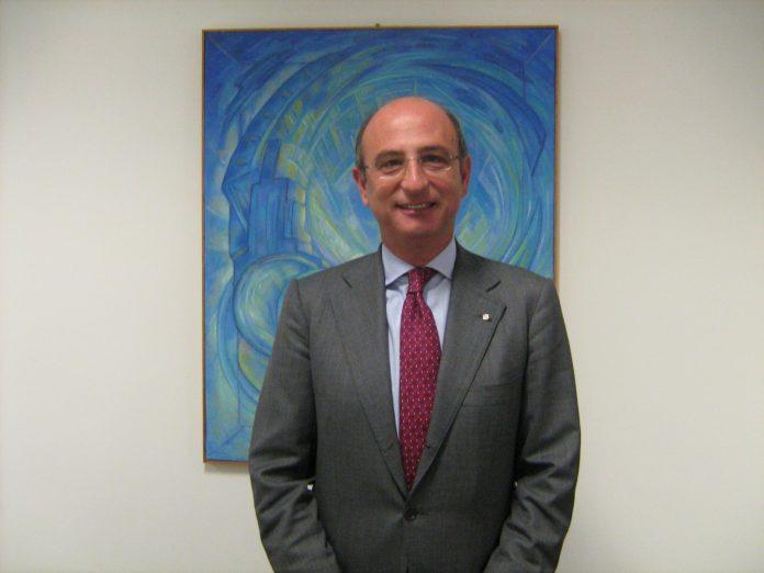 L'amministratore di Napoli Holding, Amedeo Manzo