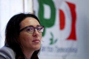 Valeria Valente, consigliera comunale-deputata Pd