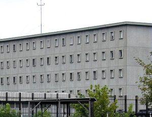 Il carcere della Dozza a Bologna