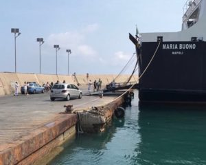 Il porto di Casamicciola a Ischia